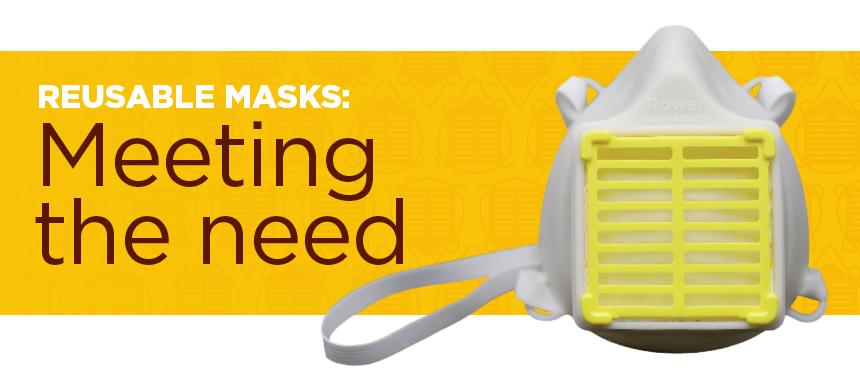 Reusable masks: Meeting the need